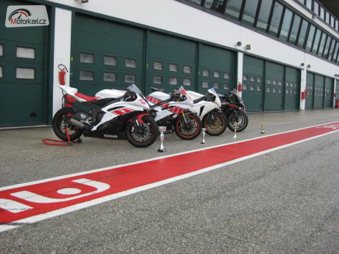 Misano World circuit Marco Simoncelli s agenturou Actionbike/Wildmotors
