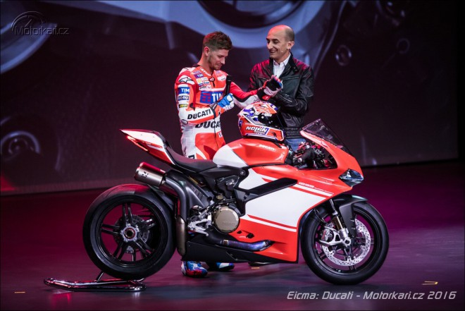 Ducati novinky: 1299 Superleggera, Monster 797, Multistrada 950