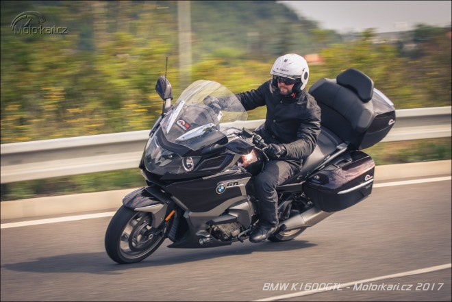 BMW K 1600 GTL: Gran Turismo Luxury