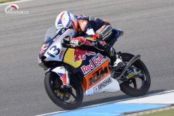 Martin Gbelec (CZE) Red Bull Rookies Cup