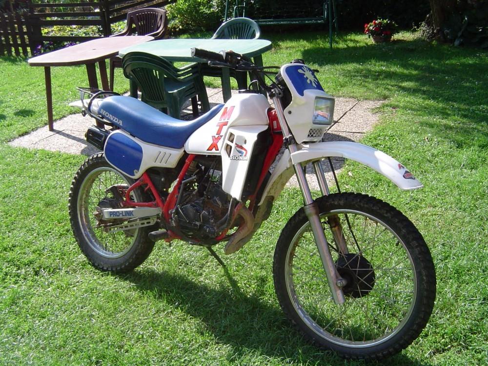 honda mtx 80 katalog motocykl a motokatalog na motork. Black Bedroom Furniture Sets. Home Design Ideas