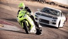ZX-10 vs. RX-7: Drift Battle
