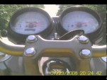 Honda CB 600 F Hornet 2000 - Acceleration & Top Speed