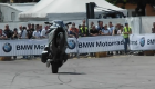 Wheelie s BMW K 1600 GT