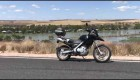 BMW F 650 GS - BikeRide around Murray river