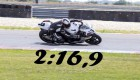 Slovakiaring 2.8.2016 best lap 2:16,9