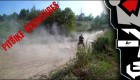 pitbike adventures-dust storm yx 160