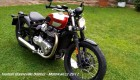 Triumph Bonneville Bobber - Walk-around video