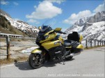 Alpský test BMW K 1600 Grand America