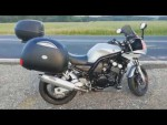 FZS 600 - full exhaust Bos performance