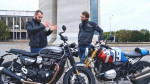 BMW R nineT vs. Triumph Speed Twin: Bitva o Británii