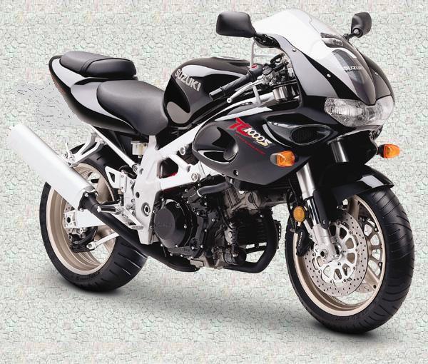 1997 Suzuki TL1000S - Bike-urious