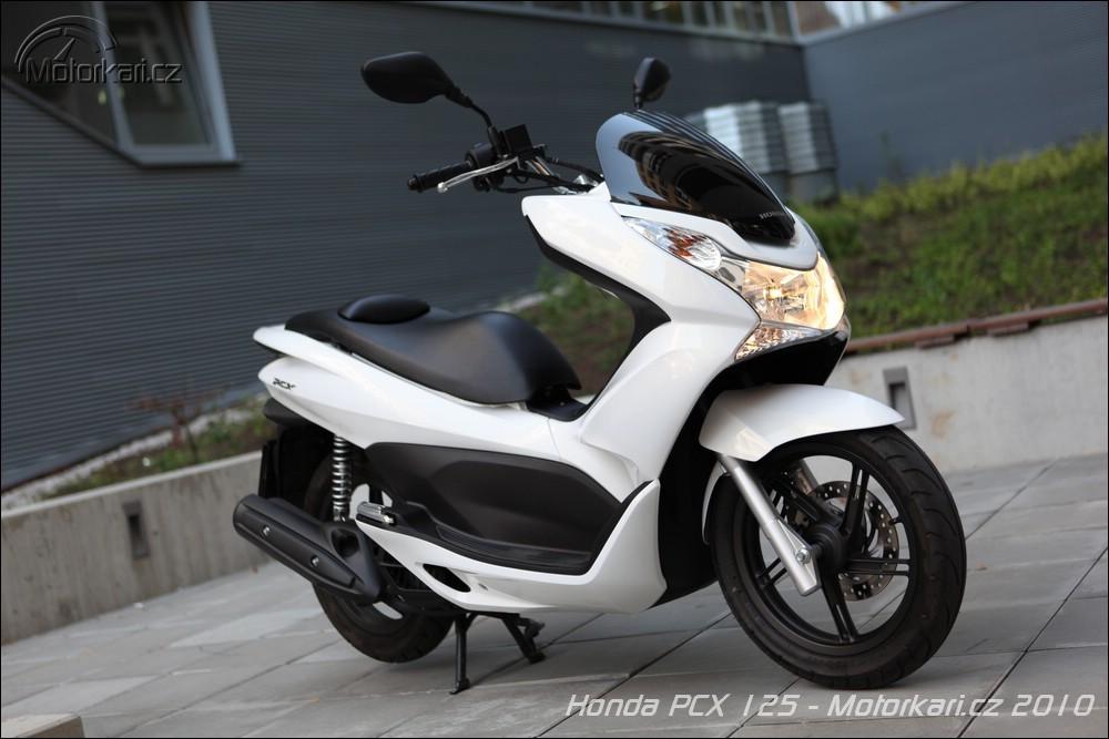 Honda Pcx 125 Motorkářicz