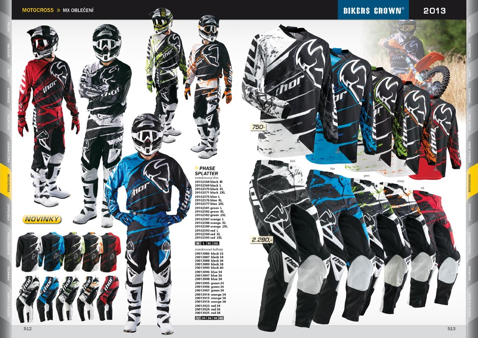 Objednat nový KATALOG 2013 můžete v eshopu Bikers Crownu. Prodejní cena  katalogu Bikers Crown 2013 je 100 Kč. a0743fecbe