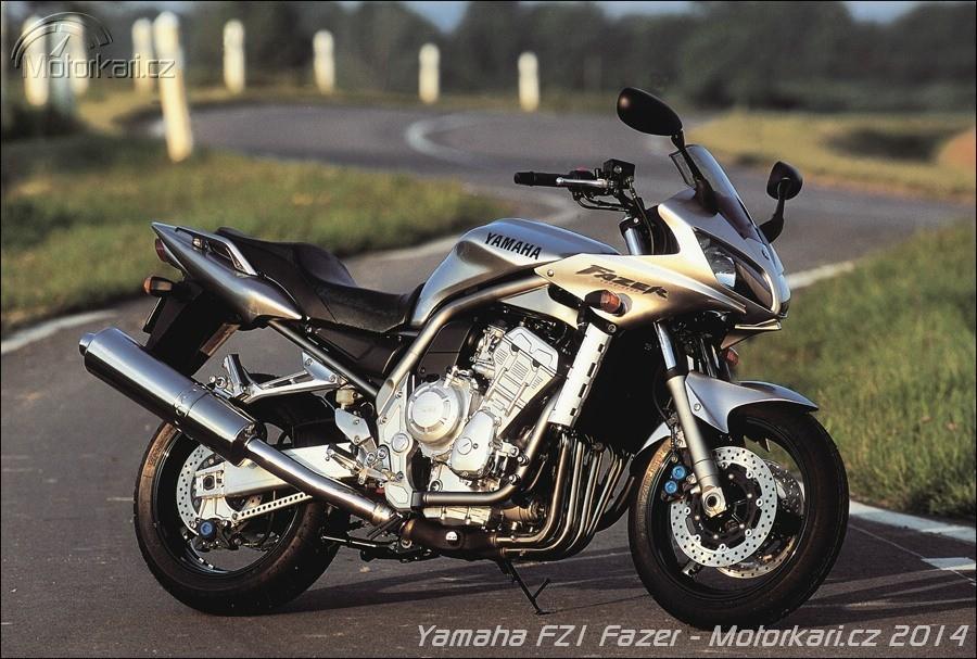 514f8d833cd Z druhé ruky  Yamaha FZ1 Fazer