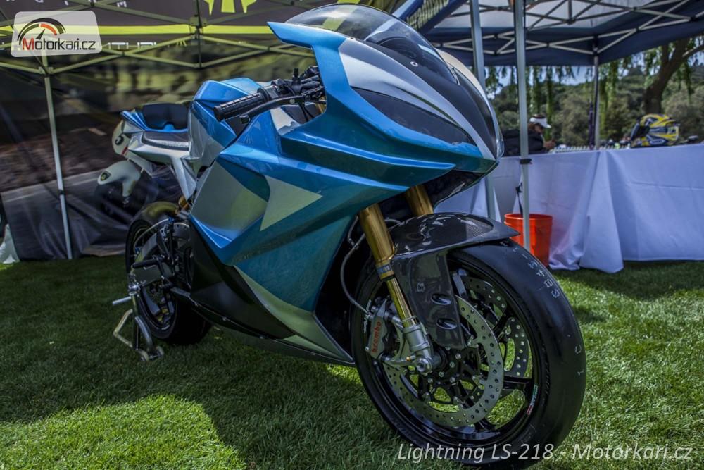 E-bike Lightning LS-218 umí 350 km h!  dc90b08efb