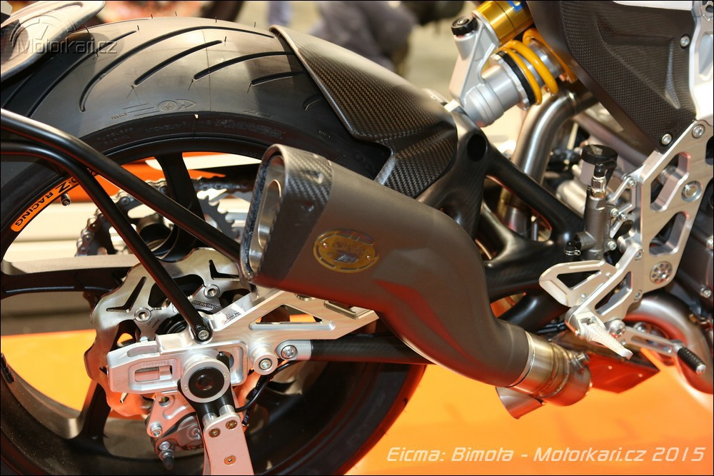 ★Bimota EICMAでTesi 3D RaceCafe、Impeto、BB3 Kitを発表 - 気になるバイク