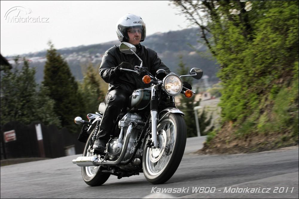Kawasaki W800 Final Edition Konec Jedne Klasiky
