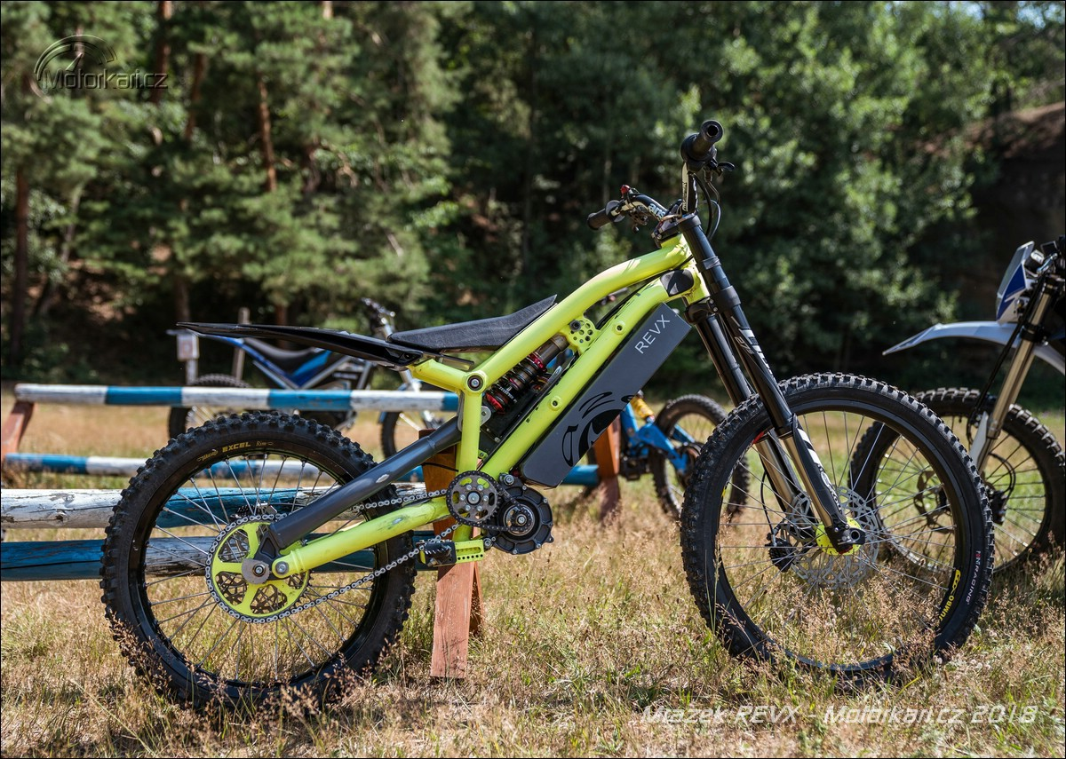 2018 Mrazek RevX superlight electric freerider - Page 2 - Endless Sphere